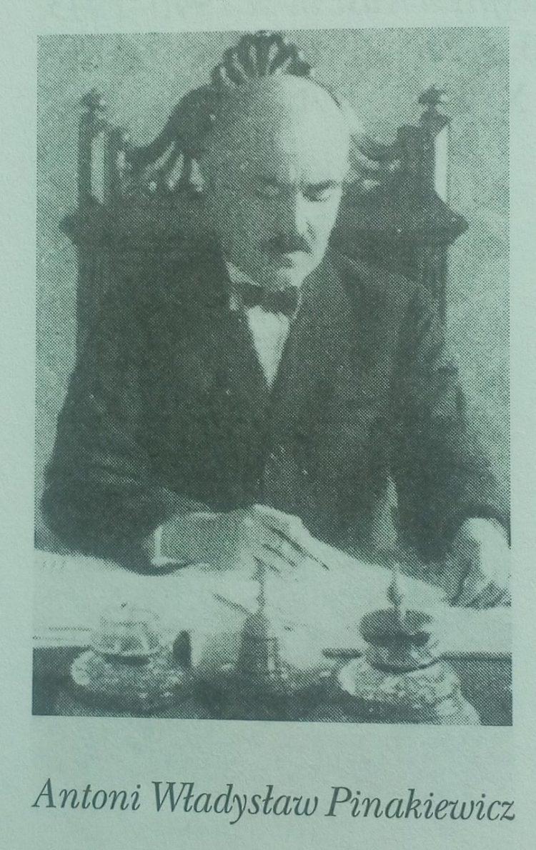 Antoni Pinakiewicz